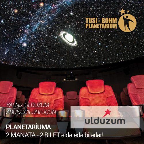 Tusi-Bohm Planetarium